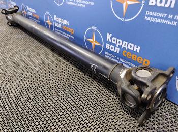 восстановление карданного вала